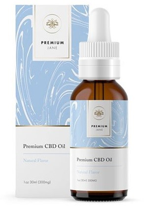 Premium Jane CBD Oil 3