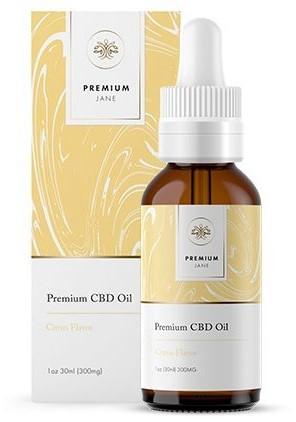 Premium Jane CBD Oil