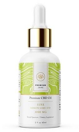 Premium Jane Premium CBD Oil