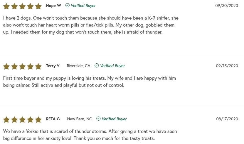 Royal CBD For Pets Customer Reviews