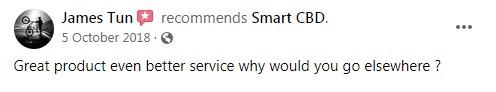 Smart CBD Customer Review 2
