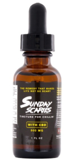 Sunday Scaries CBD Tincture