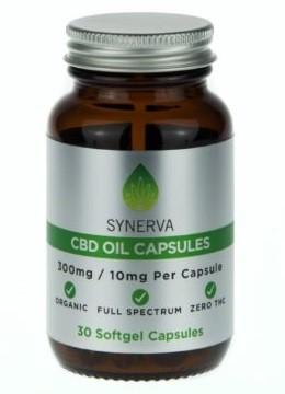 Synerva CBD Capsules