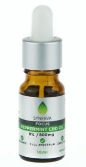 Synerva CBD Peppermint CBD Oil