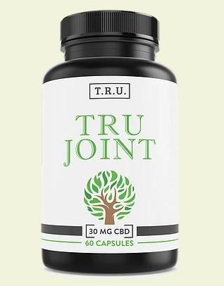 TRU CBD Joint Capsules