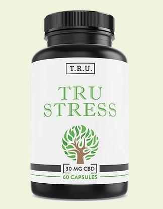 TRU CBD Stress Capsules
