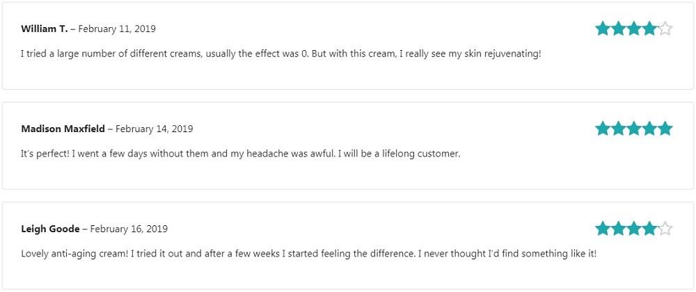 Terra Vida CBD Topicals Customer Reviews