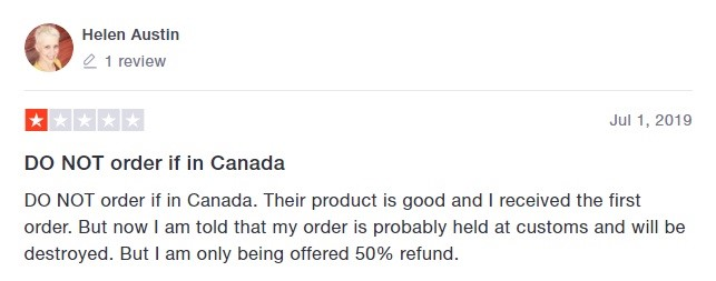 Verified CBD Customer Review 2