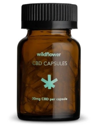 Wildflower CBD Capsules
