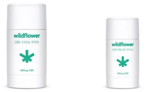 Wildflower CBD Topicals