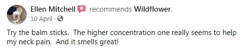 Wildflower Customer Review 3