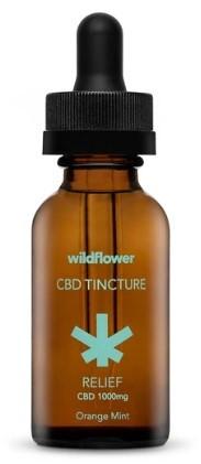 Wildflower Relief CBD Tincture