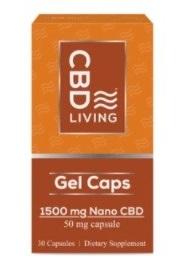 CBD Living CBD Capsules