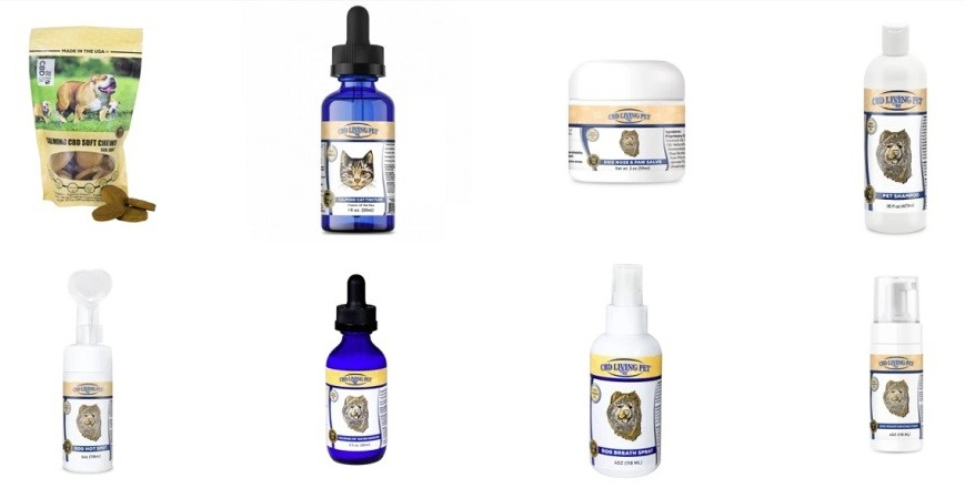 CBD Living CBD For Pets