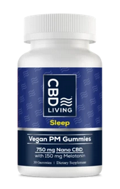 CBD Living CBD Sleep Gummies