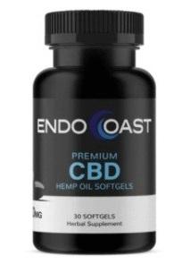 EndoCoast CBD Full Spectrum CBD Capsules