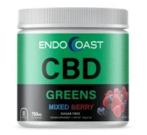 EndoCoast CBD Supergreens