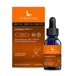 Fairwinds CBD Digestify Tincture
