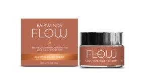 Fairwinds CBD Pain Relief Cream