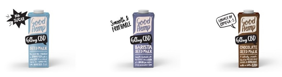 Good Hemp CBD Milk