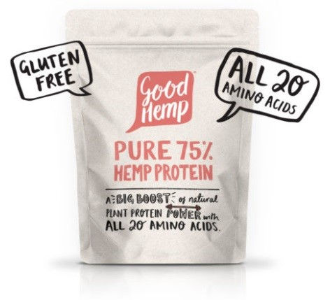 Good Hemp CBD Protein