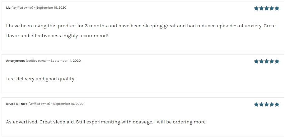 Hemp Daddys Therapeutics CBD Oil Customer Reviews