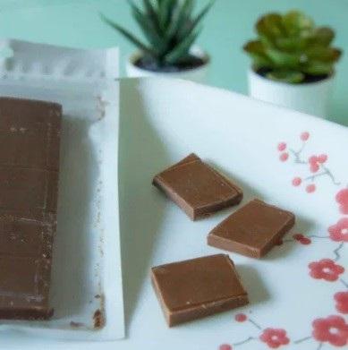 Leafwize Naturals CBD Chocolate