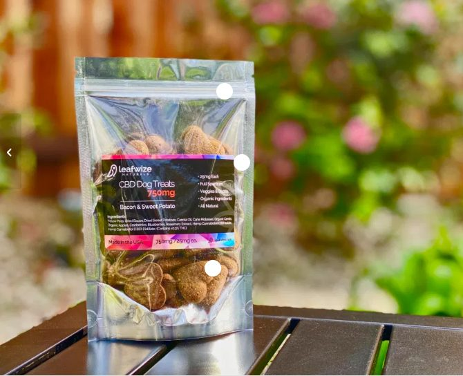 Leafwize Naturals CBD For Pets
