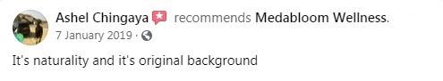 Medabloom CBD Customer Review