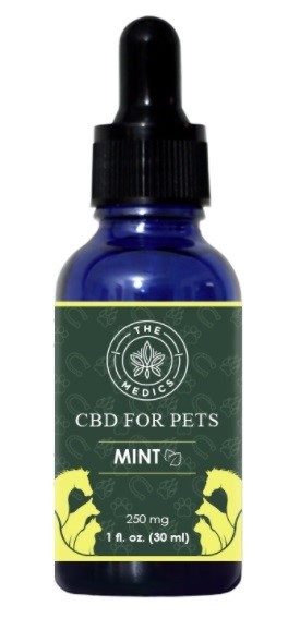 Medics Inc CBD For Pets