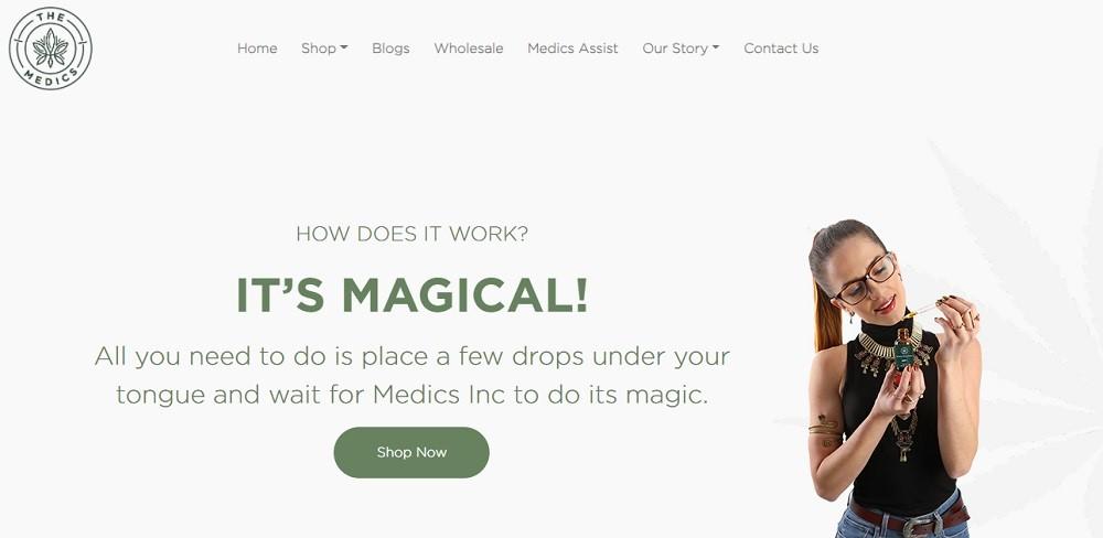 The Medics Inc Review