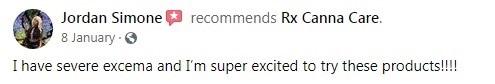 Rx Canna Care CBD Customer Review 5