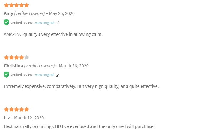Treatibles CBD Full Spectrum Hemp Oil Capsules for People Customer Reviews