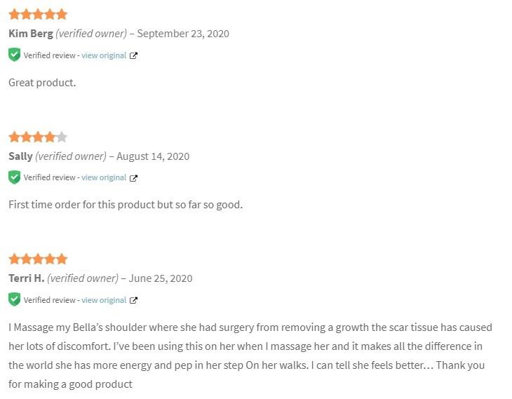 Treatibles CBD Topicals Customer Reviews