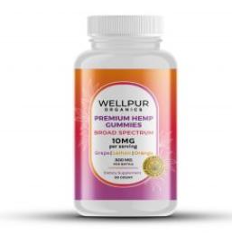 WellPUR Organics CBD Edibles