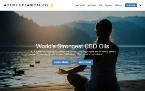 Active Botanical Co CBD Review