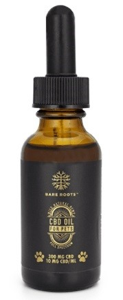 Bare Roots Nutrition CBD For Pets