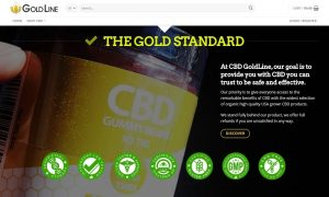 CBD GoldLine Review