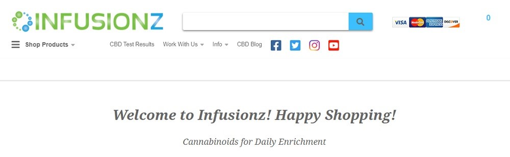 CBD Infusionz Review