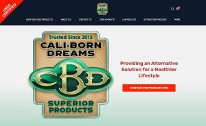 Cali Born Dreams CBD Review