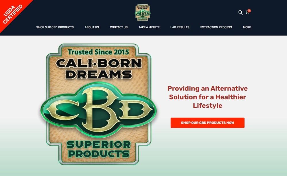Cali Born Dreams CBD Review