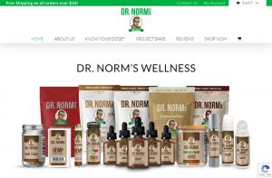 Dr. Norm's Wellness CBD Review
