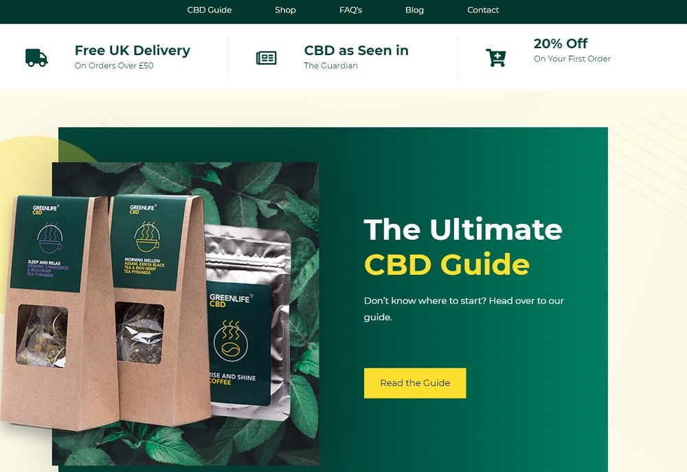 Greenlife CBD Review
