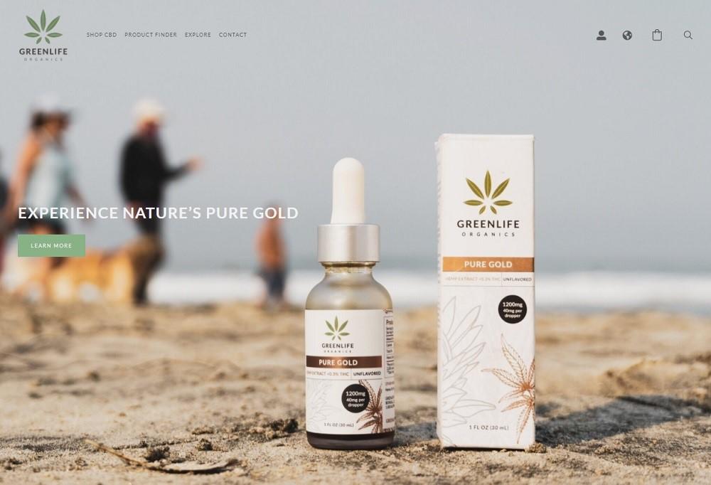 Greenlife Organics CBD Review