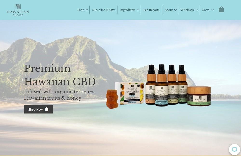 Hawaiian Choice CBD Review
