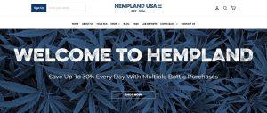 Hempland USA CBD Review