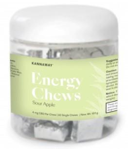 Kannaway CBD Energy Chews