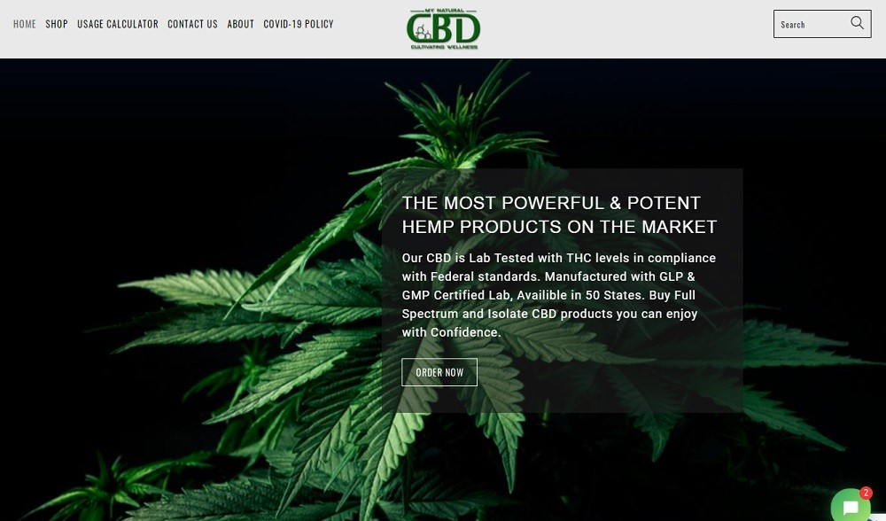 My Natural CBD Review