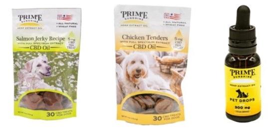 Prime Sunshine CBD For Pets