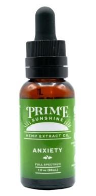 Prime Sunshine CBD Full Spectrum CBD Oil
